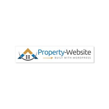Logo design for real estate website