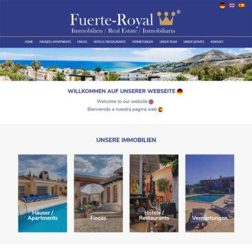 Real Estate Webdesign Agency Mallorca